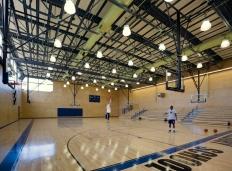 Gymnasium. Photo by Albert Vecerka │ ESTO.