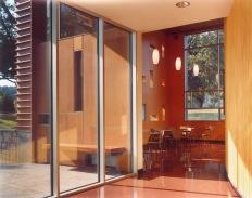 Interior Lounge. Photo by Albert Vecerka   ESTO.