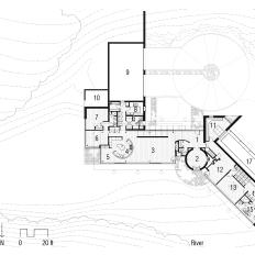 Floor Plan. Image: Bradley Walters.