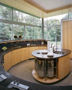Kitchen. Photo by Albert Vecerka | ESTO.