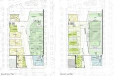 Complexe culturel et administratif de Montréal Floor Plans