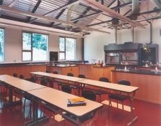 Chemistry Laboratory. Photo by Albert Vecerka   ESTO.