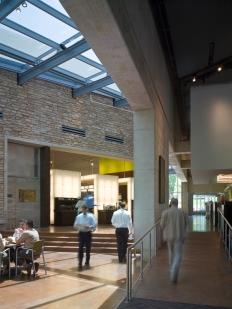 BD Campus Center. Photo by Brad Feinknopf.
