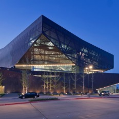 Irving Convention Center at Las Colinas. Photography: Tex Jernigan, courtesy ZAHNER.