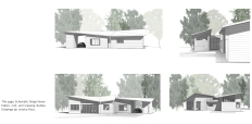 Exterior Perspectival Studies. Images: Jessica Pace.