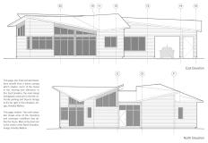 Exterior Elevations. Images: Bradley Walters.