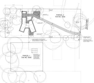 Site Plan. Image: Bradley Walters.