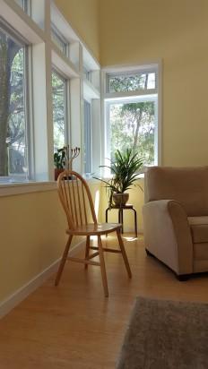 Living Area. Image: Bradley Walters.